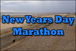New Years Day Marathon