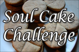 Soul Cake Day Challenge