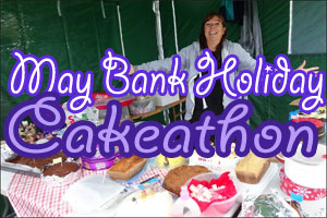 Cakeathon May Bank Holiday Challenge